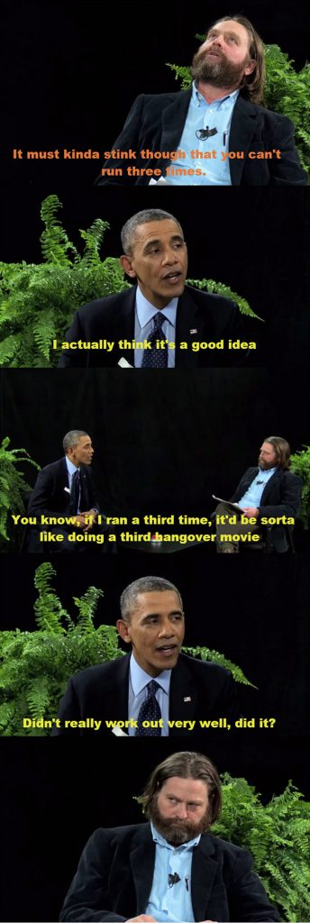 Between Two Ferns Obama