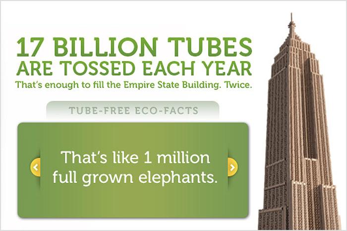 Toss The Tube