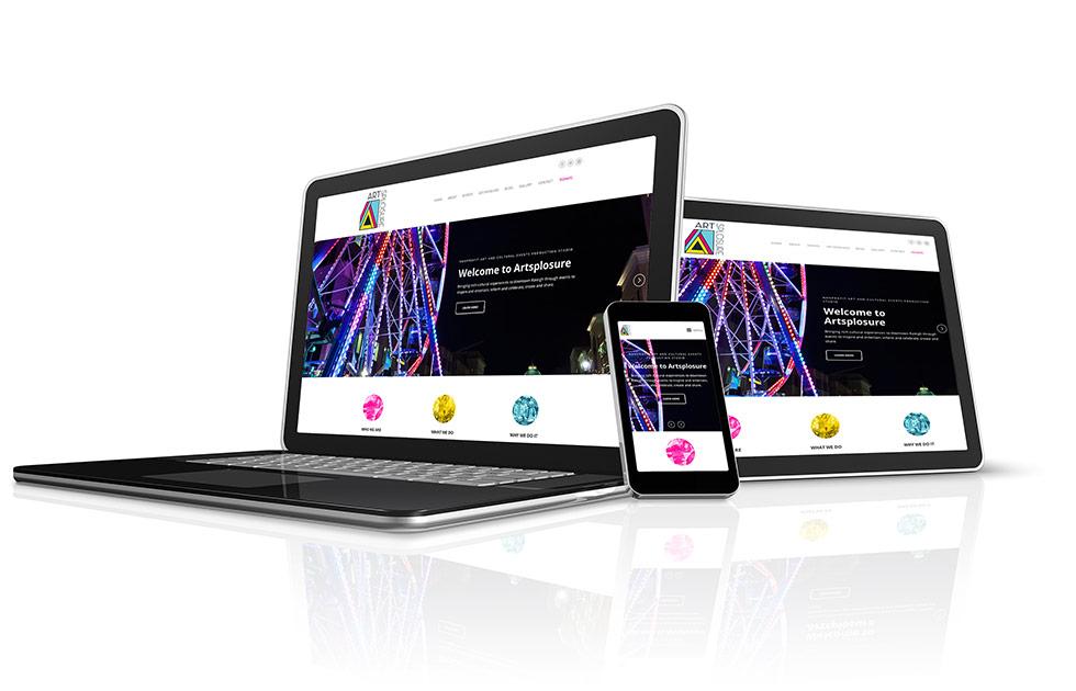 Artsplosure Website